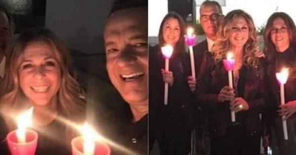 Πάσχα με τους Έλληνες ομογενείς στο Λος Άντζελες για τον Τομ Χανκς