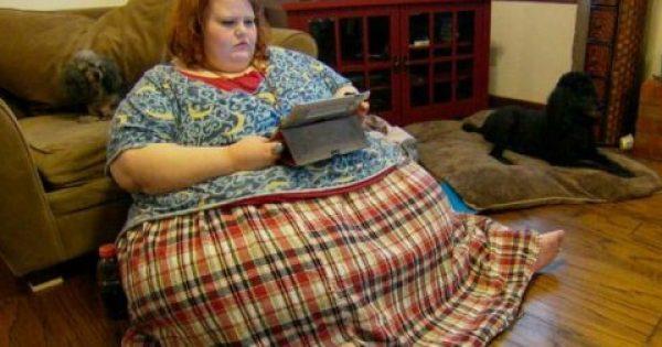 Γυναίκα χάνει 206 κιλά: Να πώς Δείχνει Σήμερα μετά από μια Θαυματουργή Μεταμόρφωση [Εικόνες]