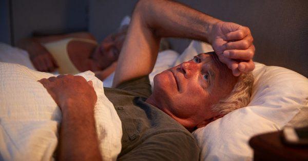 Ακόμη και μία νύχτα αϋπνίας μπορεί να αυξήσει τον κίνδυνο για Αλτσχάιμερ