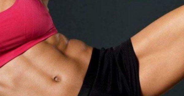 Πώς θα πετύχεις την τέλεια γράμμωση στην κοιλιά