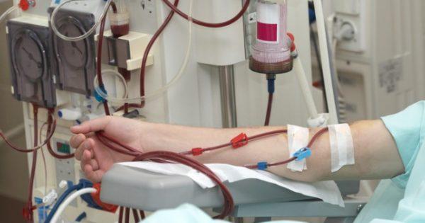 Η άσκηση των νεφροπαθών κατά τη διάρκεια της αιμοκάθαρσης βοηθάει στην αποβολή των τοξικών ουσιών σε ποσοστό 15-20%