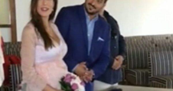 Φλορίντα Πετρουτσέλι – Άρης Γούτος: Νέες φωτογραφίες από το γάμο τους