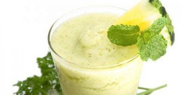 5 πράσινα smoothies για την αποτοξίνωση του σώματός σας και την απώλεια βάρους