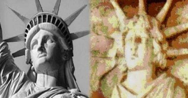 Όταν ο Φωτοφόρος Απόλλωνας έγινε το Άγαλμα της Ελευθερίας