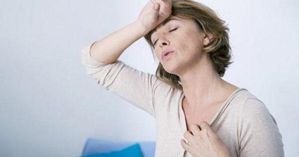 Σοβαρά συμπτώματα εμμηνόπαυσης: Κινδυνεύει η καρδιά;