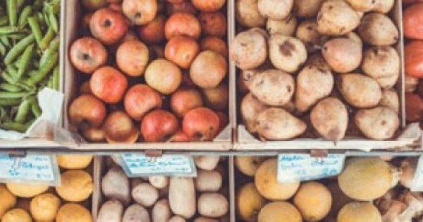 Φρούτα και λαχανικά που καταναλώνουμε τον απρίλιο