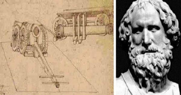 Πώς ο Αρχιμήδης χρησιμοποίησε τις ακτίνες του ήλιου για να καταστρέψει τον ρωµαϊκό στόλο στην πολιορκία των Συρακουσών;