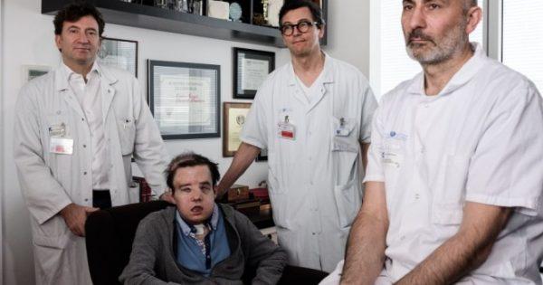 Πρώτη φορά στην ιστορία: Έγινε 2η μεταμόσχευση προσώπου στο ίδιο άτομο!