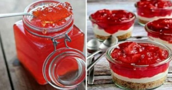 Φτιάξτε εύκολα και γρήγορα μαρμελάδα Καρπούζι !
