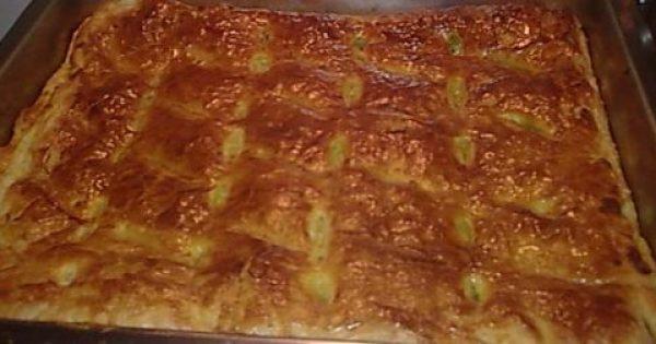Μία πίτα που θα την φτιάξετε πολλές φορές!