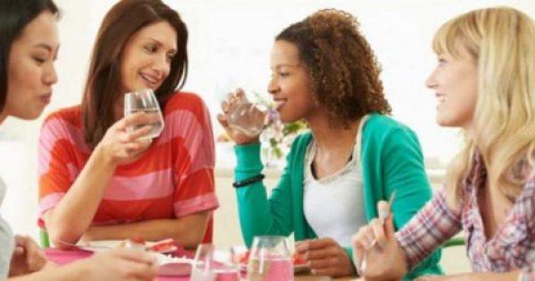 Τι να κάνετε 30′ πριν από κάθε γεύμα για να χάσετε βάρος