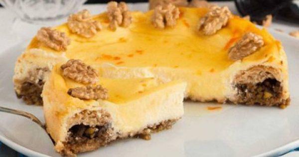 Συνταγή για ένα Cheesecake… Μπακλαβά!