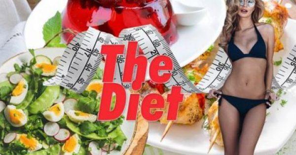 Πλησιάζει το μπικίνι και είναι η ώρα να κόψεις τα γλυκά. Αυτή η δίαιτα θα σε βοηθήσει στο στόχο σου