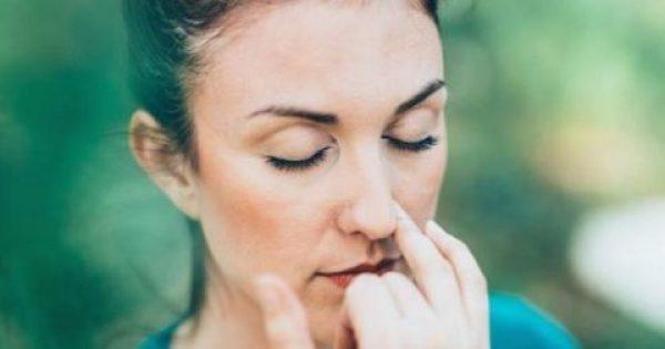 Η σημασία της αναπνοής στην αντιμετώπιση της κρίσης πανικού