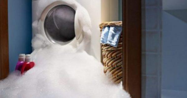 Το λάθος που κάνεις όταν βάζεις πλυντήριο και χαλάς ρούχα και χρήματα