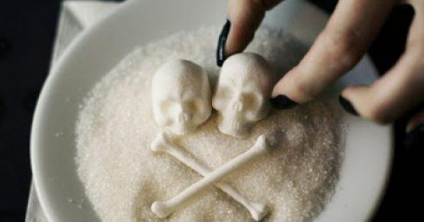 Από τη ζάχαρη ξεκινούν όλα τα προβλήματα υγείας – Πως ξυπνά ο καρκίνος
