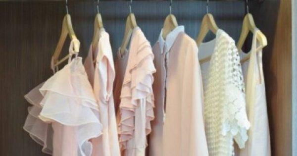 Ανοιξιάτικη συντήρηση ντουλάπας και ρούχων