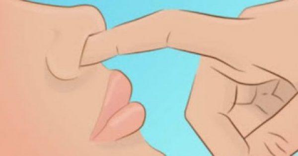 Μήπως έχετε την κακιά συνήθεια να σκαλίζετε τη μύτη σας; Εάν ναι, δείτε γιατί πρέπει να το σταματήσετε Αμέσως!