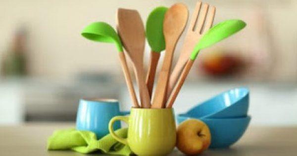 8 πανέξυπνοι και οικονομικοί τρόποι για να βάλετε χρώμα στην κουζίνα σας