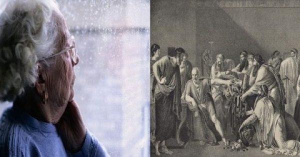 ΟΥΣΙΑ- ΣΩΤΗΡΑΣ ΚΑΤΑ ΤΟΥ ΑΛΤΣΧΑΙΜΕΡ! Ανακαλύφθηκε το μυστικό που ήταν θαμμένο 2500 χρόνια