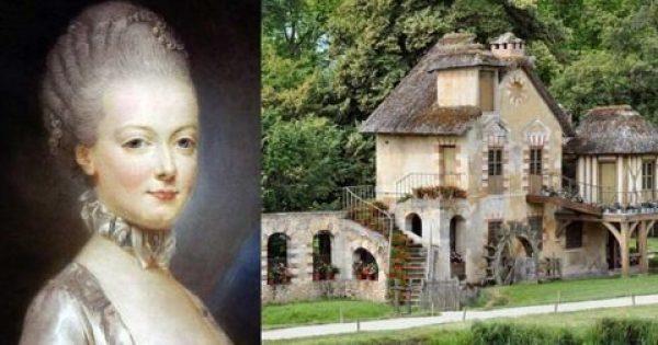 Το αγρόκτημα της Μαρίας Αντουανέτας άνοιξε για το κοινό -Εκεί όπου υποδυόταν την αγρότισσα όταν βαριόταν