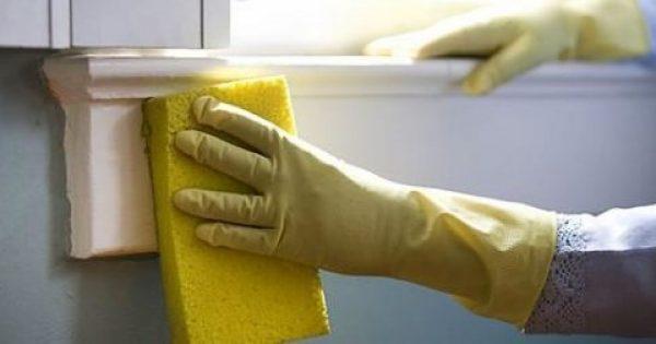 Γενική καθαριότητα: Οι δουλειές που δεν πρέπει να ξεχάσετε