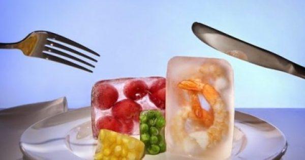 Ποια τρόφιμα μπορούμε να καταψύξουμε