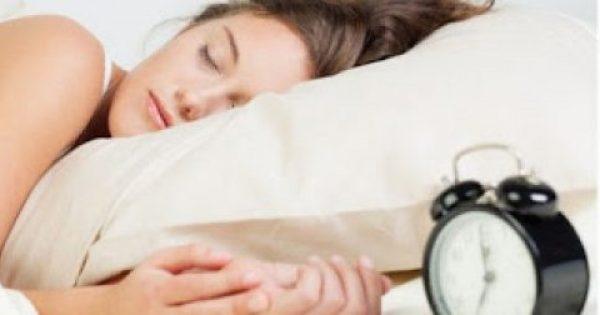 Απλές και φυσικές λύσεις για καλύτερο ύπνο