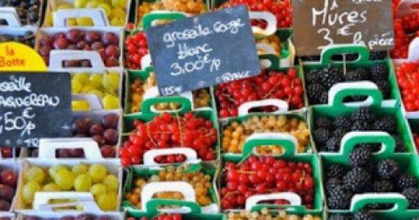 Φρούτα και λαχανικά που τρώμε τον Μάιο μήνα