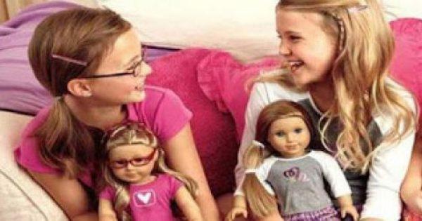Το ξέρατε; Γιατί δεν πρέπει τα κορίτσια να παίζουν με κούκλες;