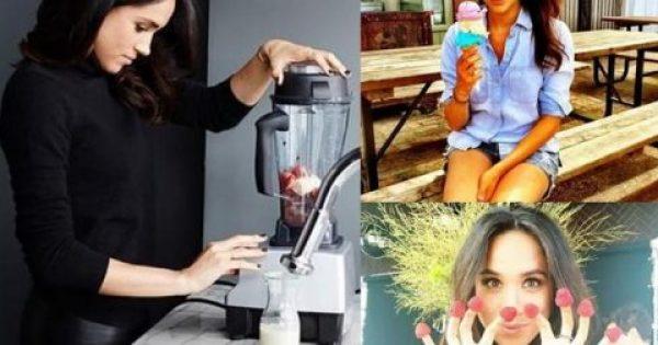 Meghan Markle: Η διατροφή και η γυμναστική που έκανε για τον βασιλικό γάμο με τον Πρίγκιπα Harry