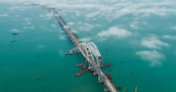 Η μεγαλύτερη γέφυρα της Ευρώπης είναι γεγονός και προκαλεί δέος