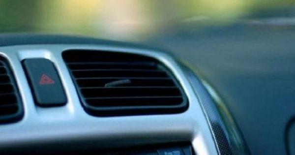 Aν αυτό είναι το πρώτο πράγμα που κάνετε μόλις μπαίνετε στο αμάξι, τότε βάζετε σε κίνδυνο την υγεία σας…