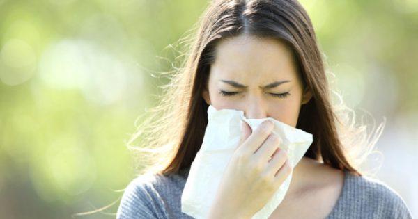 Ανακούφιση από την αλλεργική ρινίτιδα; Μελέτη αποτελεσματικότητας στην Ελλάδα αναφέρει το πώς!