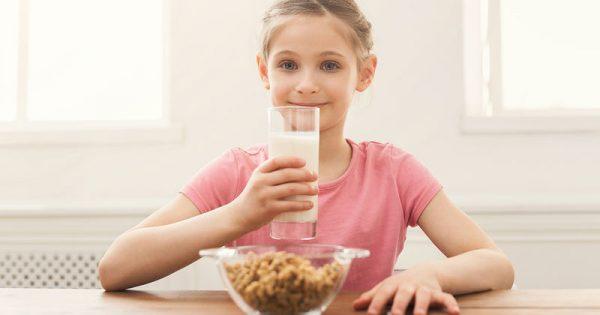 Τα γαλακτοκομικά δεν αυξάνουν το βάρος των παιδιών, δείχνει έρευνα με ελληνική υπογραφή