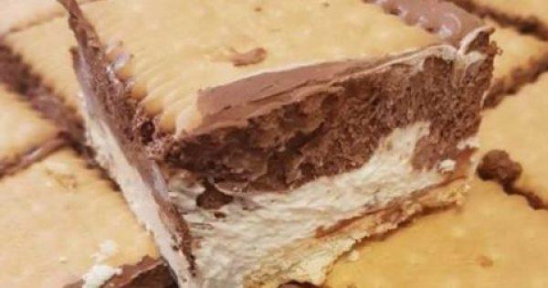 Εύκολο Παγωτό Σάντουιτς, να το Φας με την Μία, έτοιμο σε 20 Λεπτά