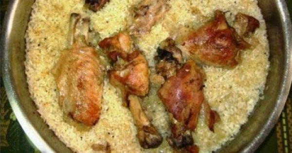 Θα γλείφεις τα δάχτυλα σου…κοτόπουλο με ρύζι στο φούρνο!