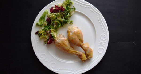 Η υψηλή διατροφική αξία του κοτόπουλου, ταϊσμένο με 100% φυτικές τροφές