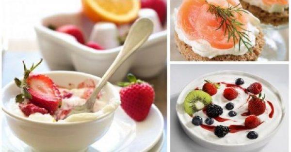 AYTA EINAI Τα 4 σνακ που μπορείτε να φάτε το βράδυ χωρίς να παχαίνουν