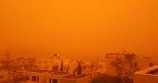 Αφρικανική σκόνη: Γιατί πρέπει να αναπνέουμε από τη μύτη;