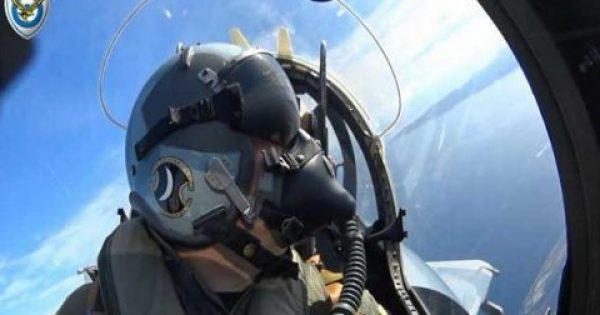 Πιλότος της Πολεμικής Αεροπορίας: «Πετούσα πάνω από την Αγιά Σοφιά μαζί με Αγγέλους»