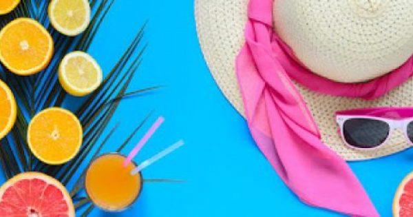 Οι 12 «αντηλιακές» τροφές που προστατεύουν το δέρμα!
