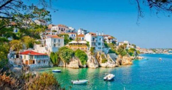 Το νησί που δεν έχει.. χωριά. Ο τόπος που ύμνησε ο Παπαδιαμάντης είναι ένας μικρός επίγειος Παράδεισος