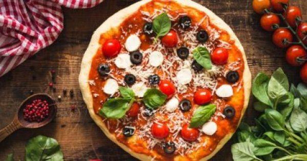 Πίτσα που προλαμβάνει τον καρκίνο; Κι όμως υπάρχει!