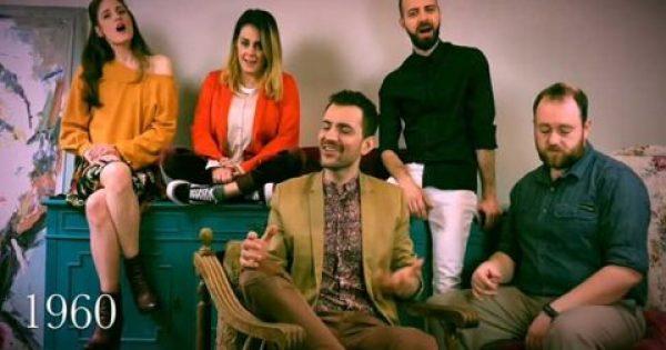Τα ωραιότερα ελληνικά τραγούδια των τελευταίων 100 ετών σε ένα βίντεο