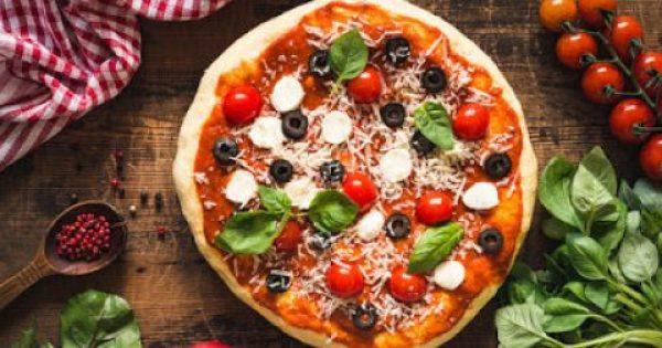 Πίτσα που προλαμβάνει τον καρκίνο; Κι όμως υπάρχει και την έφτιαξαν Ιταλοί επιστήμονες!