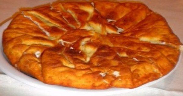 Χρυσαφένιο Τυρόψωμο στο Τηγάνι ή στον Φούρνο. Παραδοσιακό και Υπέροχο!