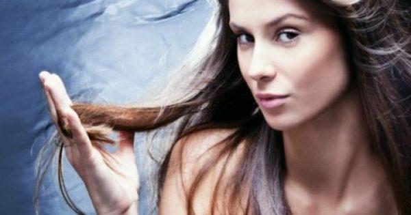 Έτσι θα ξαναβγάλετε μαλλιά μέσα σε 10 μέρες (θα χρειαστείτε μόνο 3 υλικά)!