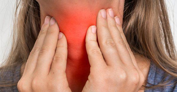 Καρκίνος λάρυγγα: 6 σημάδια ότι βρίσκεστε σε κίνδυνο