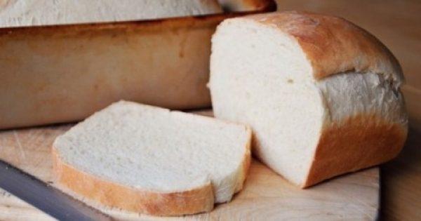 Τι συμβαίνει όταν σταματάμε να τρώμε λευκό ψωμί!